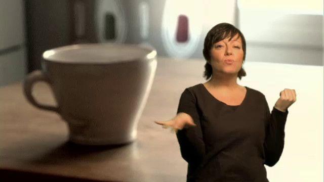 Teckenspråk är inte hela världen, men... : Poesin är bildspråk