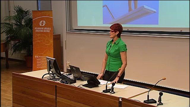 UR Samtiden - Mälardalens högskola: populärvetenskapliga föreläsningar : Smärta och beteendemedicin