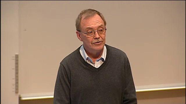 UR Samtiden - Mälardalens högskola: populärvetenskapliga föreläsningar : Robotprogrammering