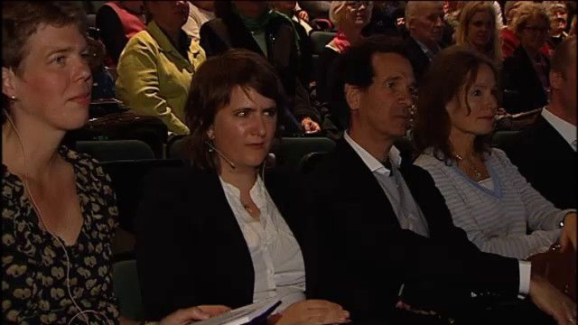 UR Samtiden - Möt Kitty Crowther - Almapristagare 2010 : Inledning till Almaprisföreläsningen