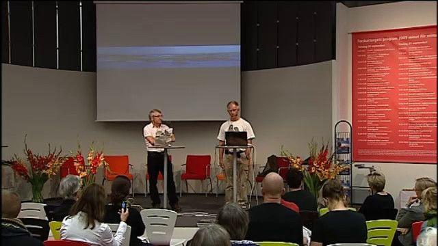 UR Samtiden - Bok och bibliotek 2009 : Kosterhavet, naturen och människan