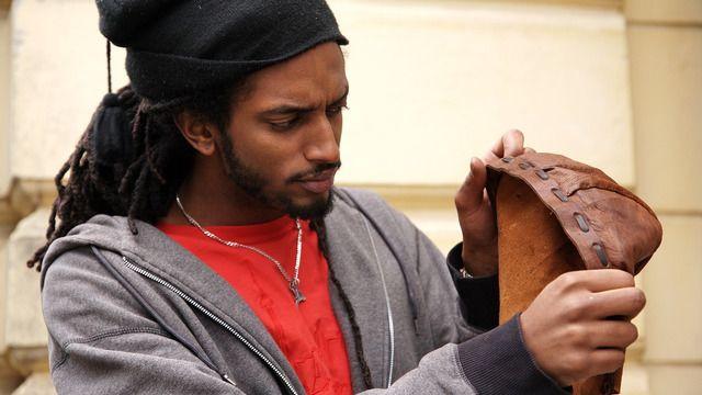 Med Ahmed i medeltiden : Brott
