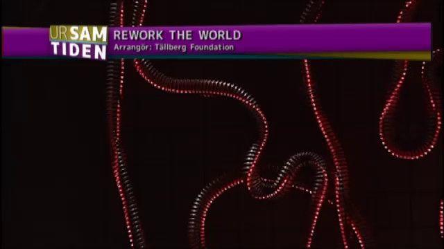 UR Samtiden - Rework the World : Mary Robinson om mänskliga rättigheter