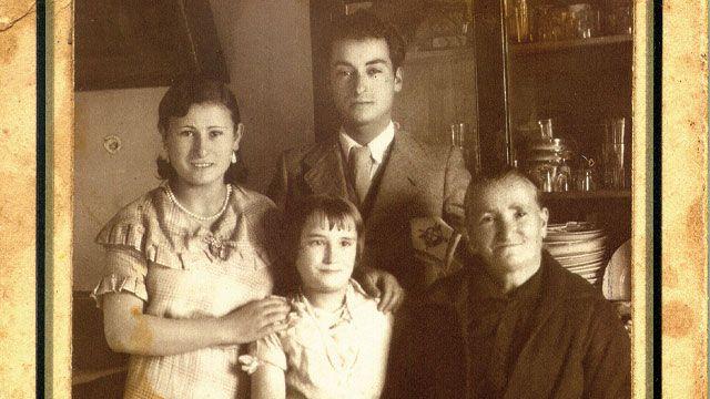 Anaconda sociedad : Den spanska familjen - nu och då