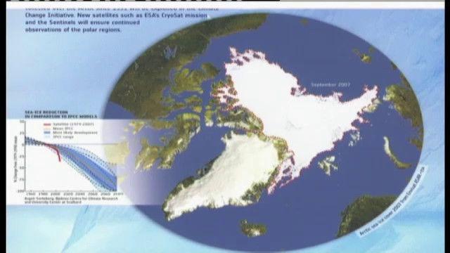 UR Samtiden - Geologidagen : Klimat och smältande isar