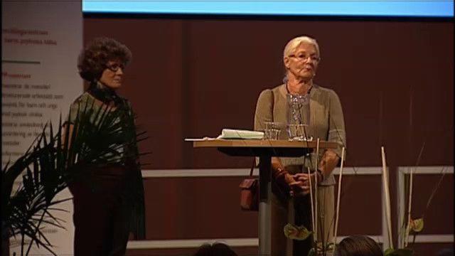 UR Samtiden - Barns psykiska hälsa : Finland: Förebyggande samarbete.
