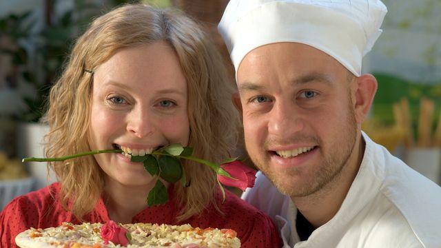 Spagetti makaroner, hundra miljoner : Tårtstrul och ballonger