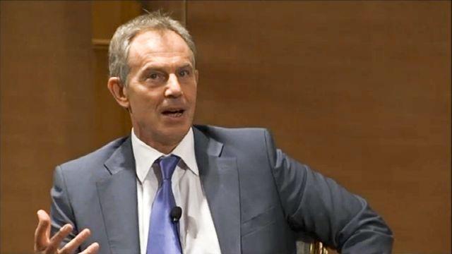 UR Samtiden - Tony Blair: mitt liv, min resa