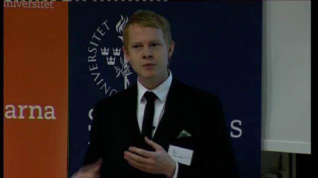 UR Samtiden - Forskardagarna 2010 : Konsten att få pengar att växa