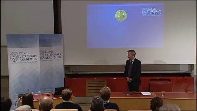 UR Samtiden - Nobelpriset 2010 : Ekonomipriset till Alfred Nobels minne 2010