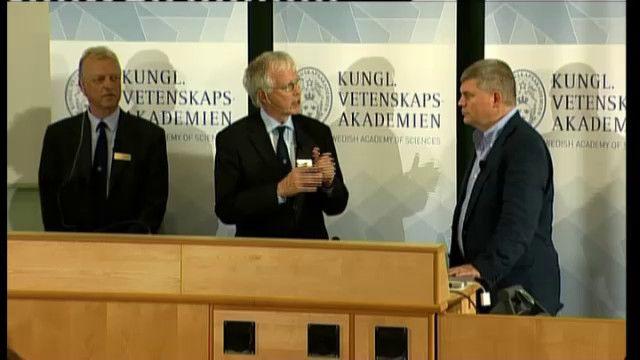 UR Samtiden - Nobelpriset 2010 : Frågor och svar om fysik och kemi