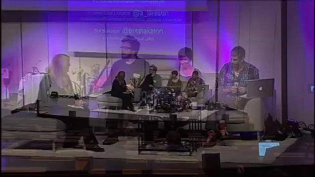 UR Samtiden - Internetdagarna : Sociala medier i valrörelsen - Paneldiskussion