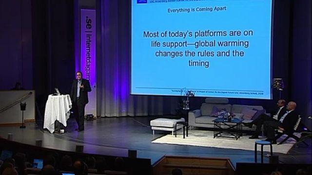 UR Samtiden - Internetdagarna : Framtiden - Bättre än verkligheten: Inledning
