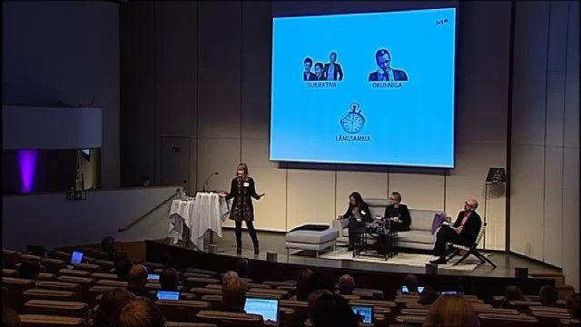 UR Samtiden - Internetdagarna : Framtidens nyheter på webben
