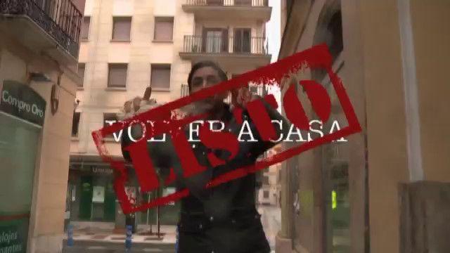 Kamikaze España : Alla uppdrag på en timme
