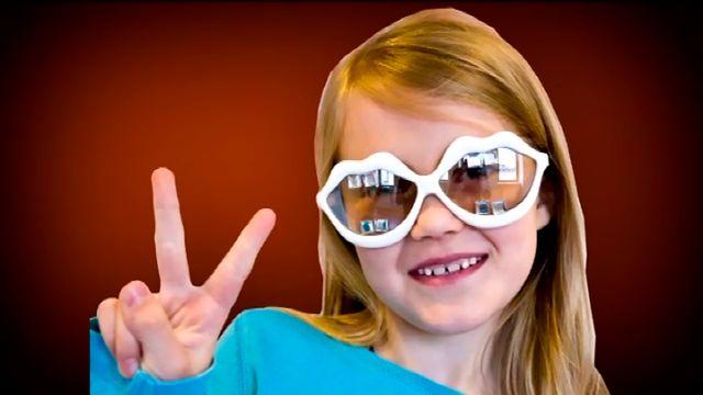 Mitt liv som grej : Glasögonen