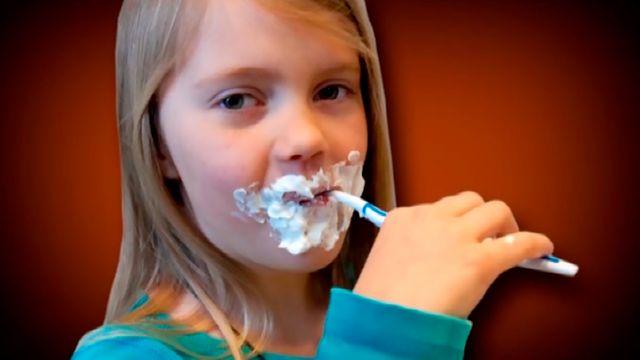 Mitt liv som grej : Tandborsten