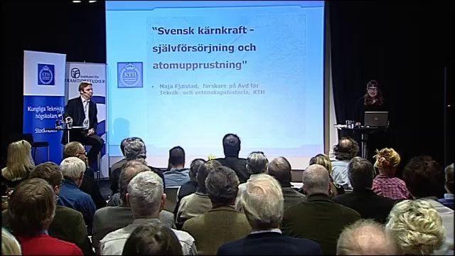 UR Samtiden - Så byggdes Sverige : Den svenska kärnkraftslinjen