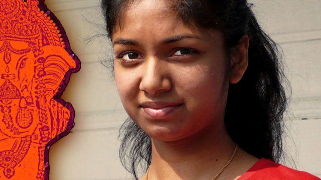 Indiska berättelser : Karman