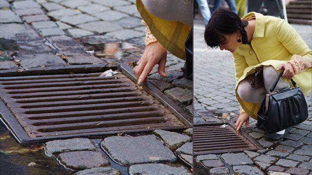 Välkommen till staden : Om avloppsvatten