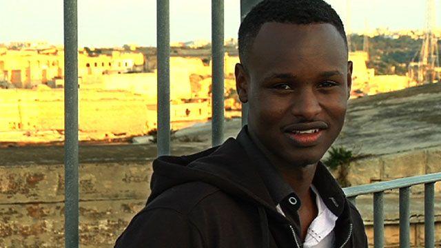 Ensamkommande flyktingbarn : Ali och Amin