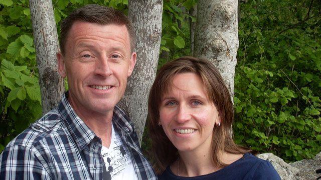 Lärarrummet : Sara Bruun och Johnny Gustafsson