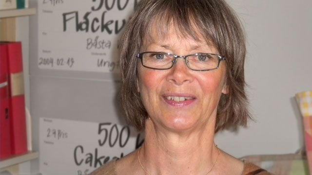 Lärarrummet : Eva Larsson
