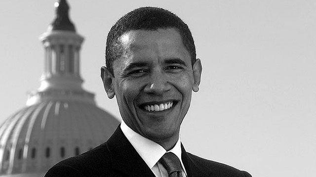 Speakers' corner : President Barack Obama