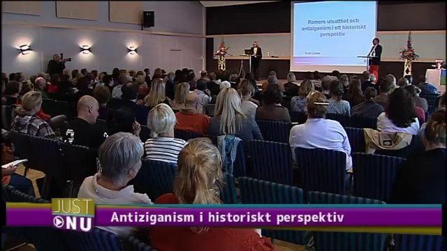 UR Samtiden - Hatet mot romer : Antiziganism i ett historiskt perspektiv