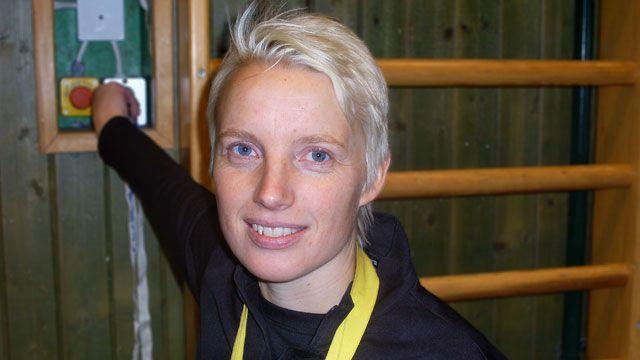 Lärarrummet : Marie Enberg