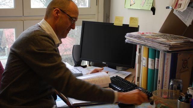 Lärarrummet : Hans Ove Beckman