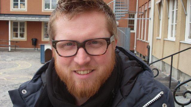 Lärarrummet : Jonas Lindahl