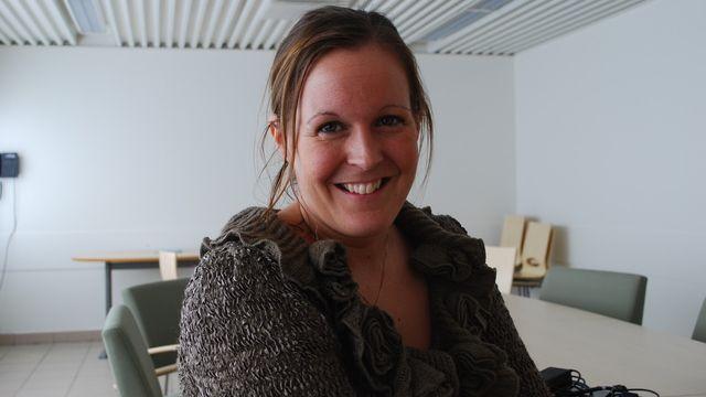 Lärarrummet : Sofia Arvidsson
