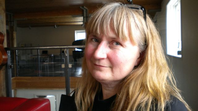 Lärarrummet : Lise Axelson