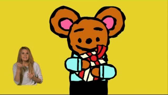 Pinos dagbok - teckenspråkstolkat : Pinos födelsedag