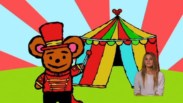 Pinos dagbok - teckenspråkstolkat : Pinos cirkus