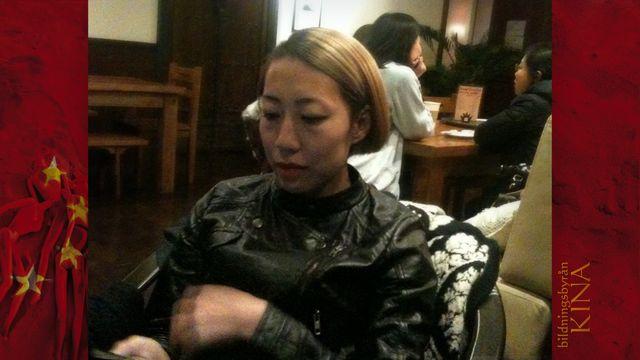 Bildningsbyrån - Kina : Drömmar med förhinder