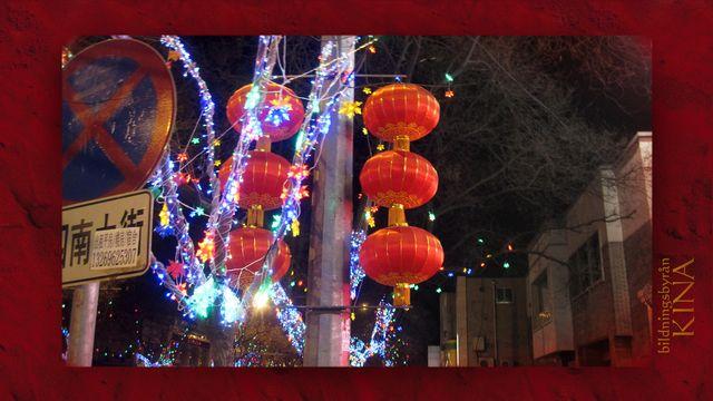 Bildningsbyrån - Kina : Både innanför och utanför