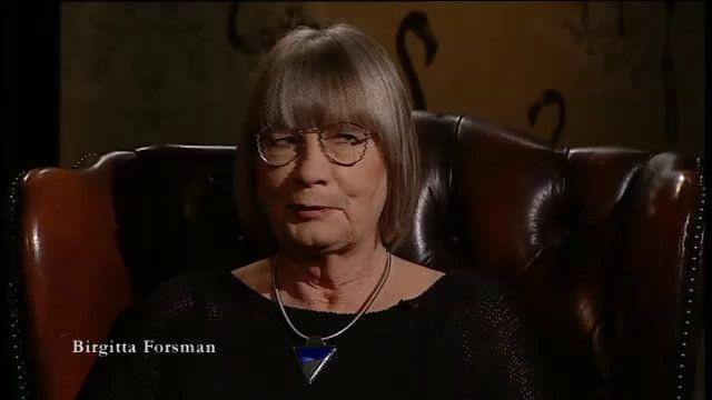 En bok, en författare : Birgitta Forsman