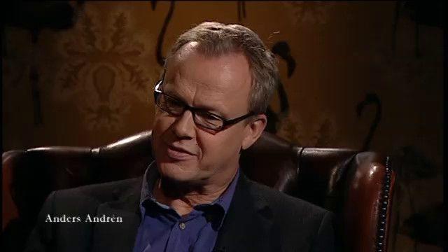 En bok, en författare : Anders Andrén