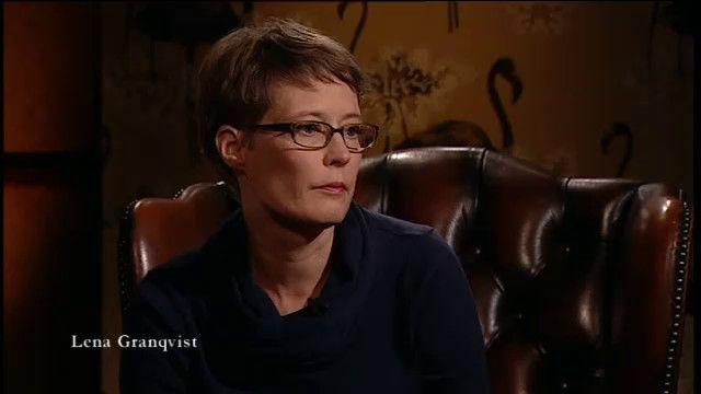 En bok, en författare : Lena Granqvist