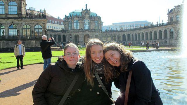 301 Tage, Deutschland : In der Stadt