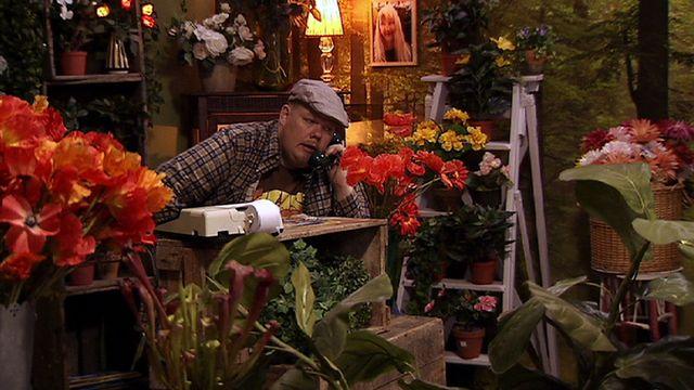 Blomma, blad, en miljard : Gånger-gruffet