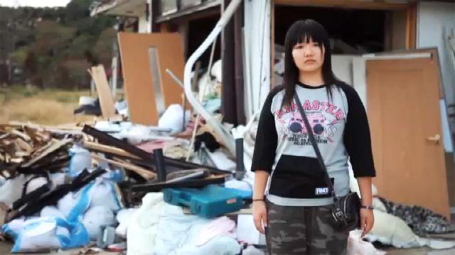 Fatta katastrofen : Japan efter tsunamin