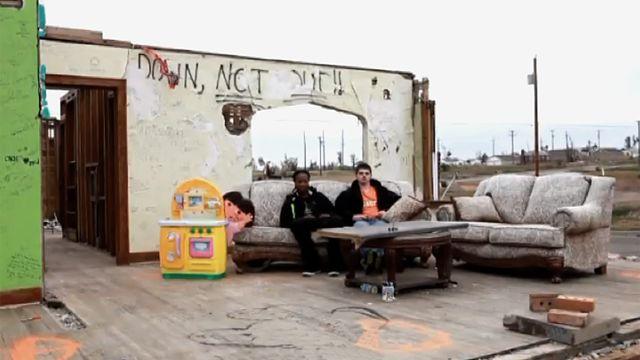 Fatta katastrofen : Vem tröstar Joplin?