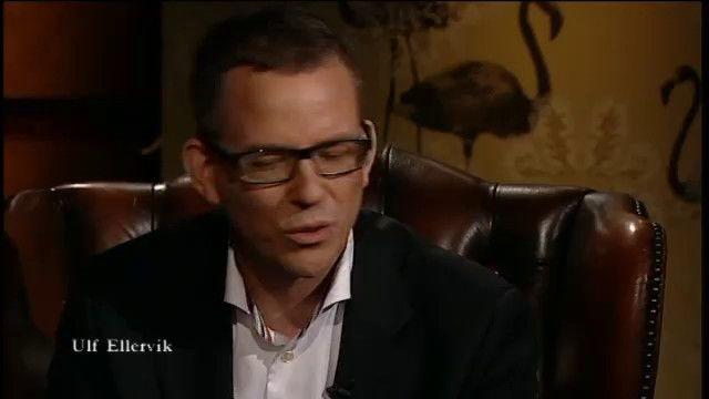 En bok, en författare : Ulf Ellervik