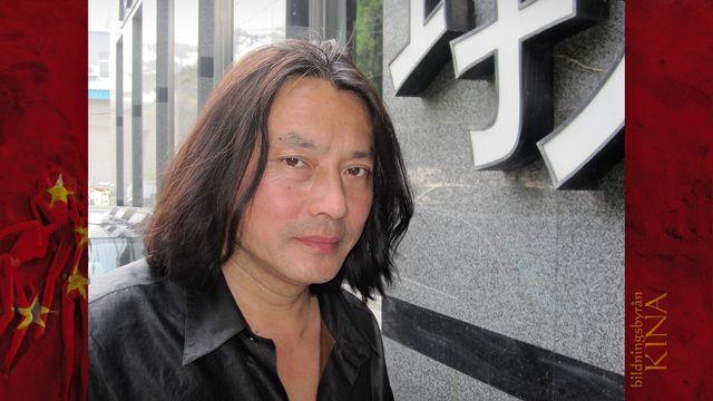 Bildningsbyrån - Kina : Poesin i blodet