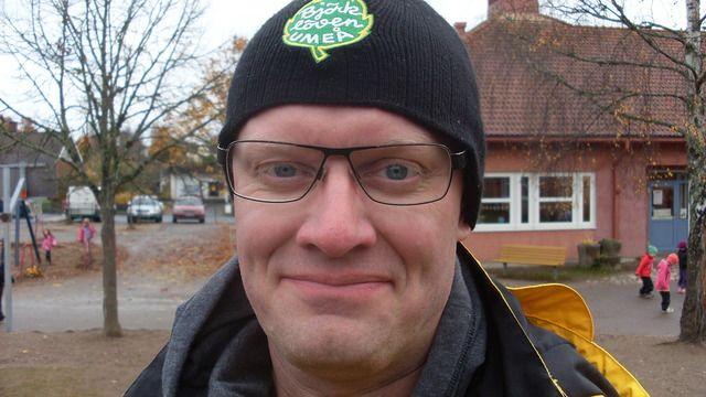 Lärarrummet : Olof Jonsson, rastpedagog
