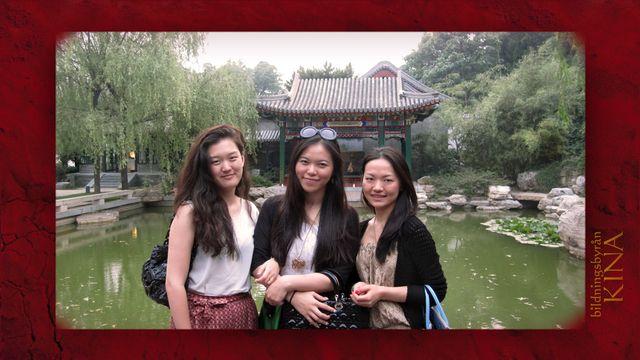 Bildningsbyrån - Kina : Silverskedsgenerationen byter spår