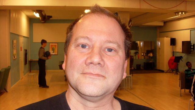 Lärarrummet : Peter Roupé, fritidsledare